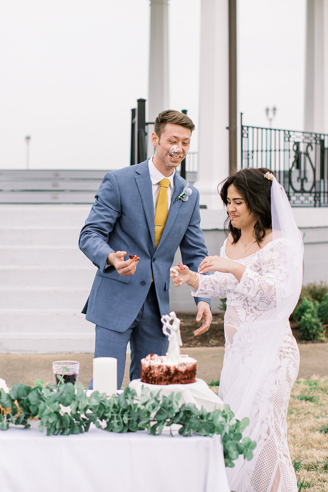 Virginia Elopement Photography Richmond Virginia Intimate Wedding 1