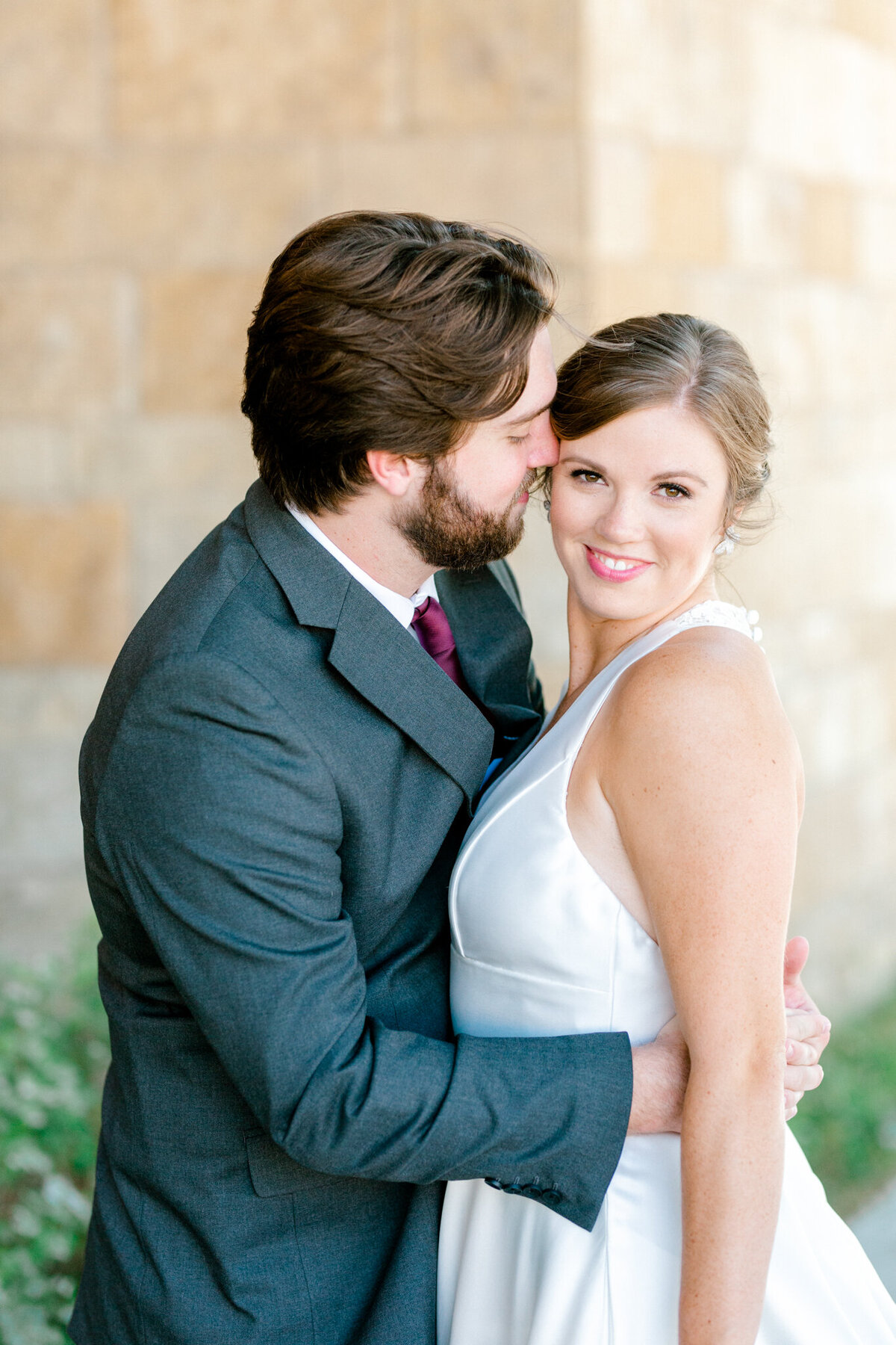 Kaylee & Michael's Wedding at Watermark Community Church | Dallas Wedding Photographer | Sami Kathryn Photography-47