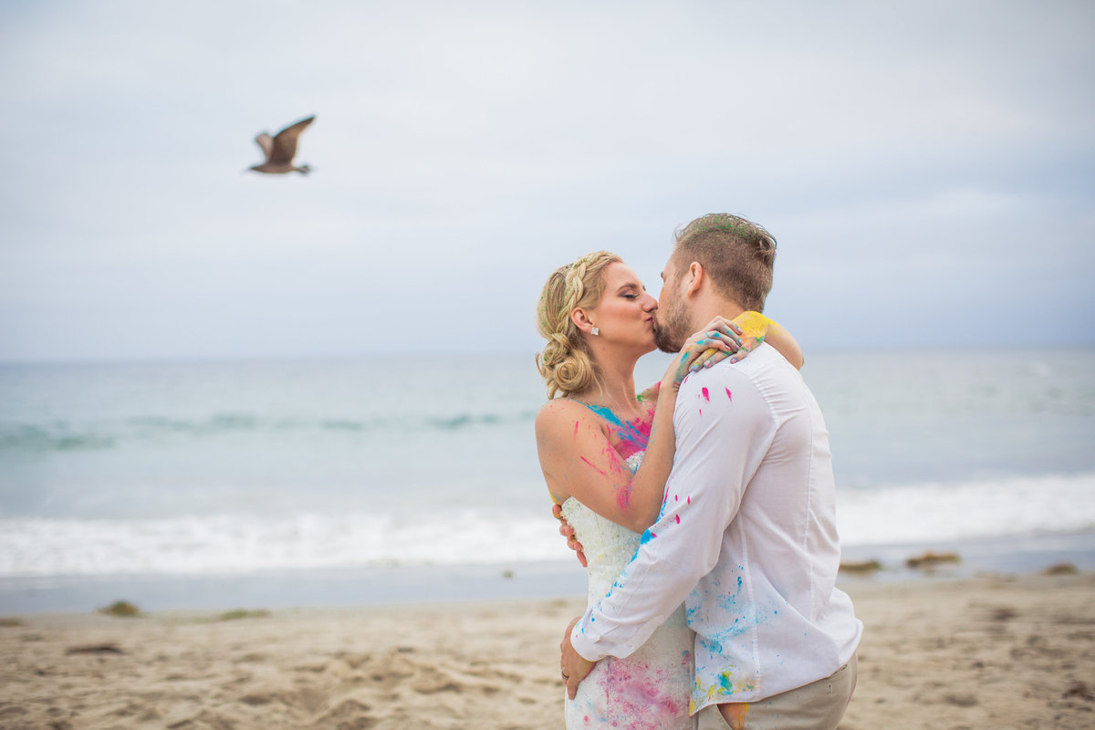 Orange-County-Wedding-Photographer-Los-Angeles-Wedding-Photography-trash-the-wedding-dress by Three16 Photography