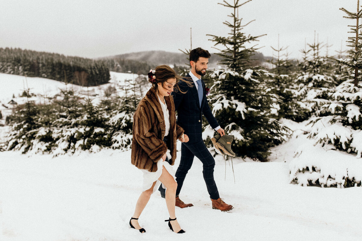 Styled Shoot - Winter Wonderland - Duitsland - 2019 2965