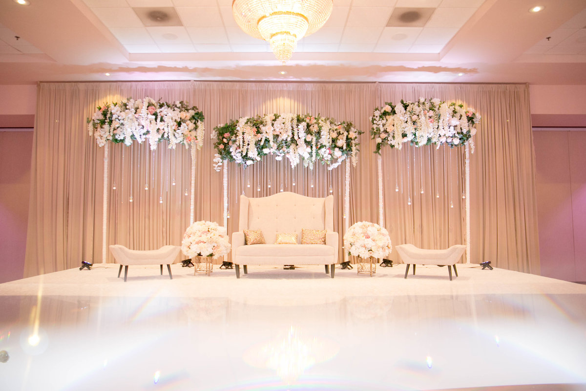 Shireen and Shabaz - Reception Decor -1-2