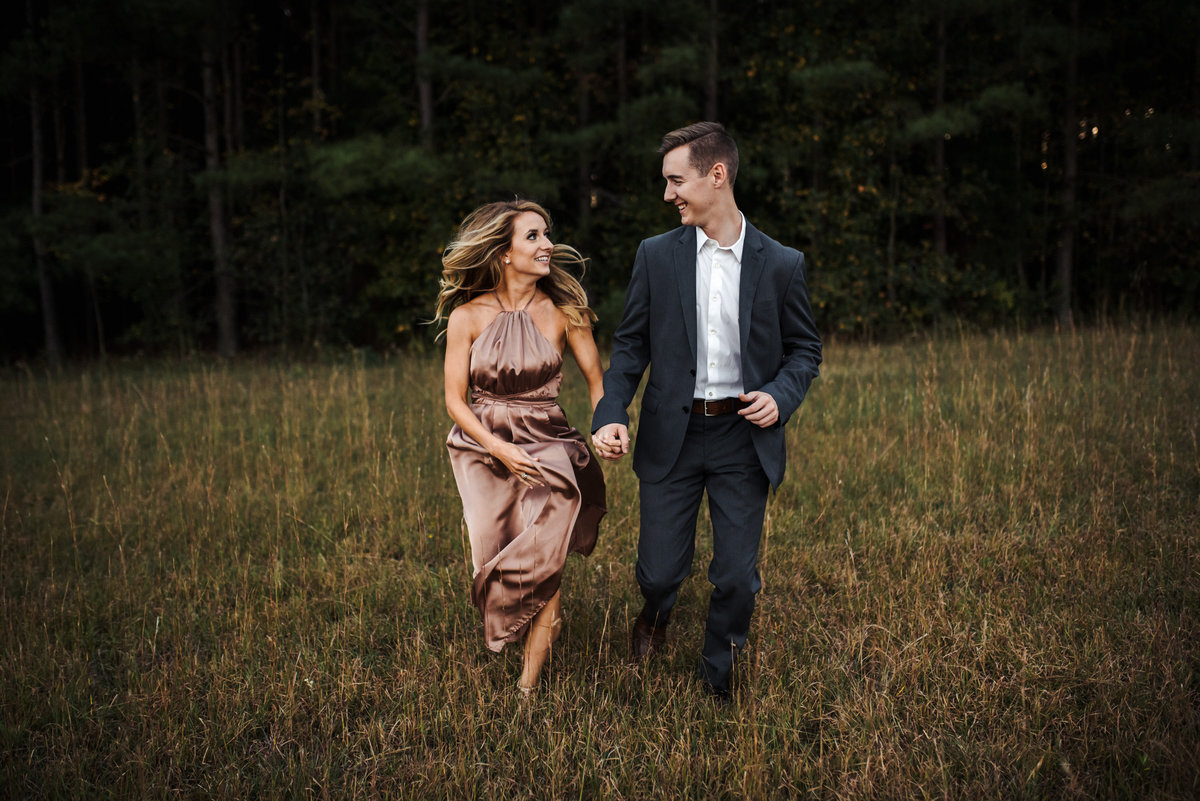Themed Charlotte engagement Photos 89