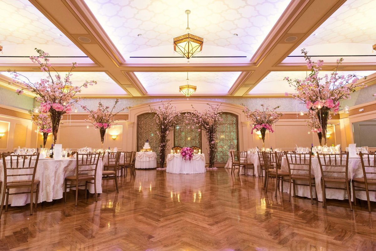 Larkfield Manor ballroom photo