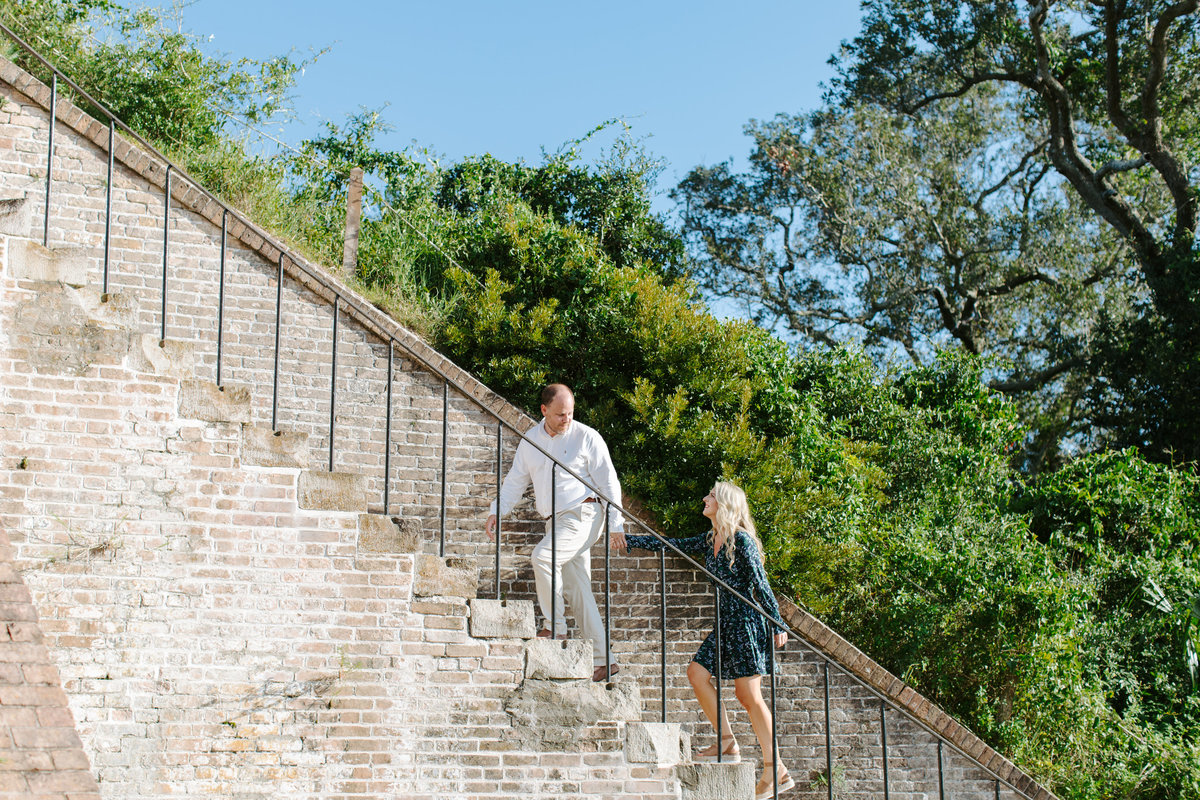 fort-pickens-engagement-session-b-and-w-7