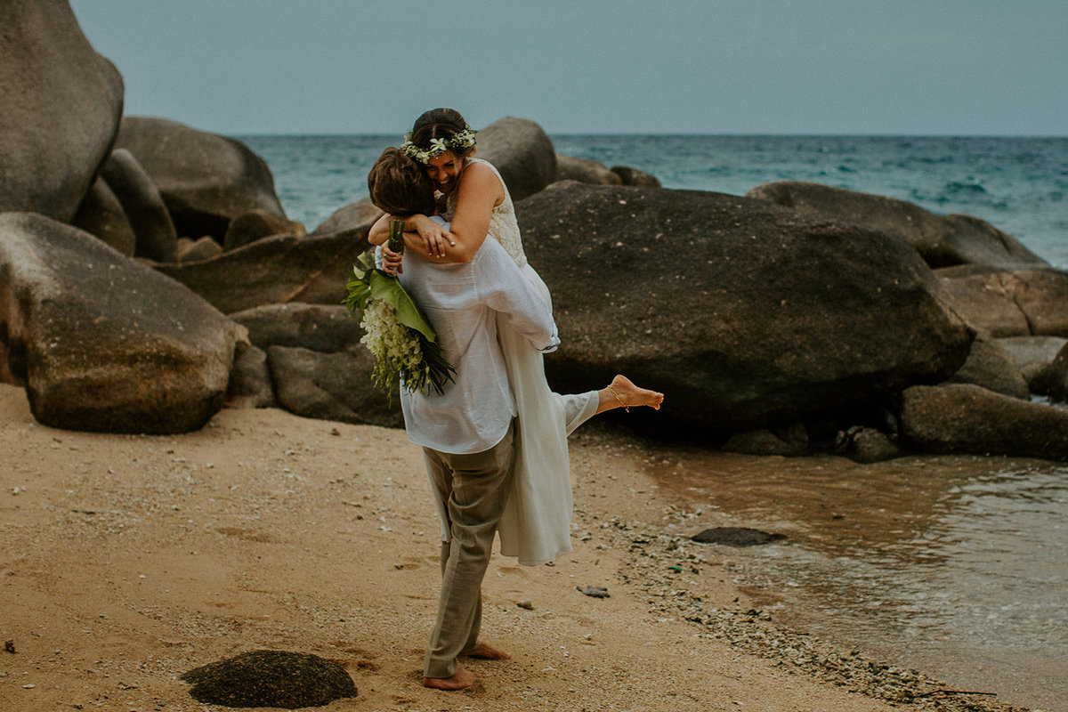 Koh Tao Elopement Wedding (32)