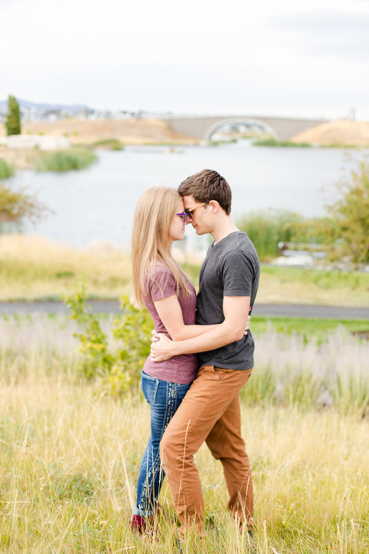 Daybreak Lake Engagements-0022