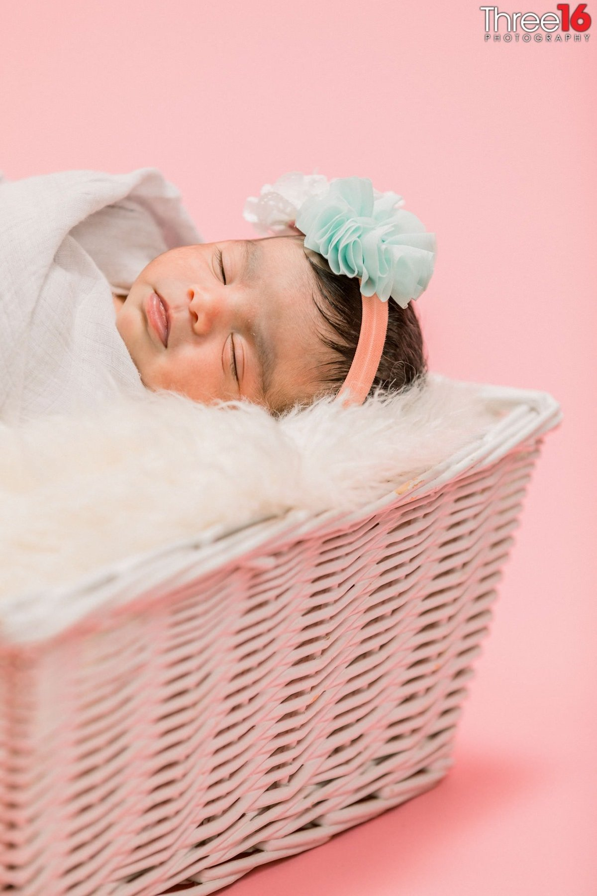 Family Newborn Photography Orange County California