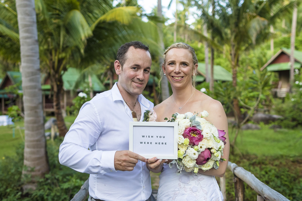 Koh Tao Wedding Thailand  | Forever Lovestruck | M&N_16