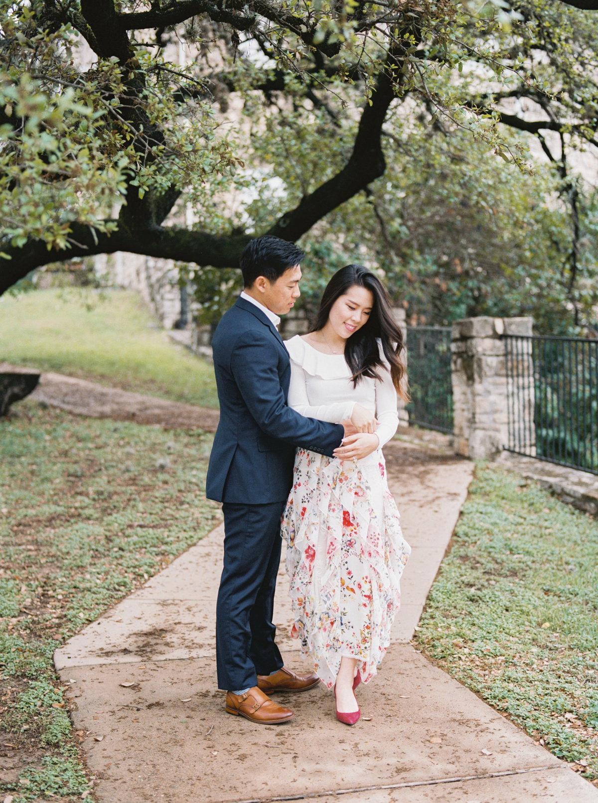 Engagement Session in Austin, Texas