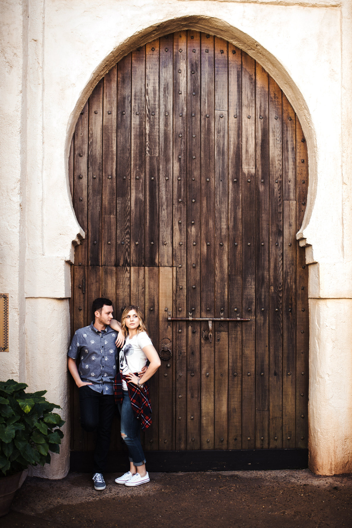 Ally & Brett's Disney Engagement Session (92 of 243)