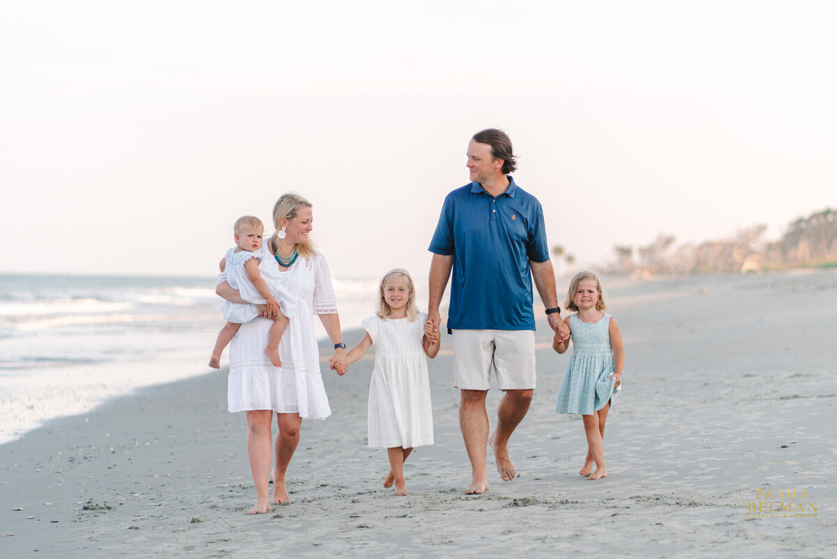 Debordieu Beach Family Photos, Georgetown SC - Pasha Belman Photography-1