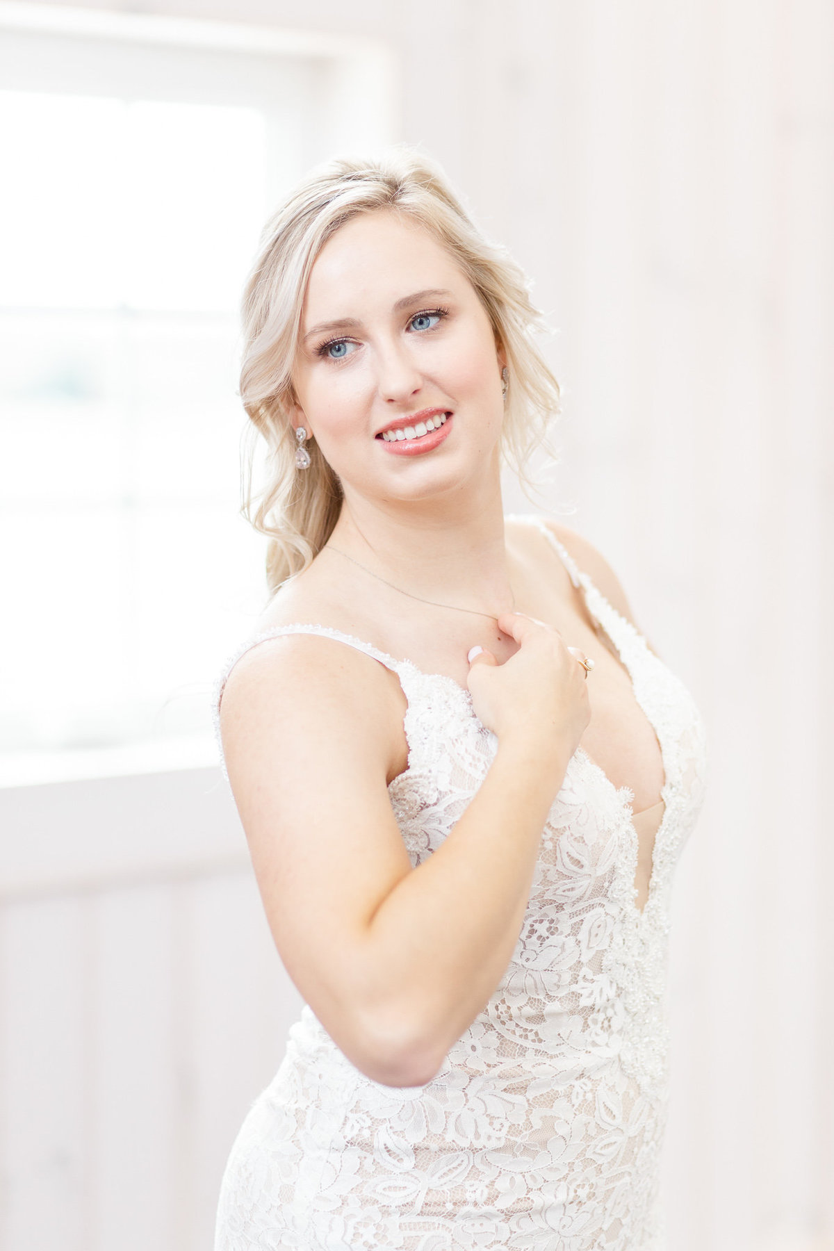 Rosewood Farm Bridal Portrait