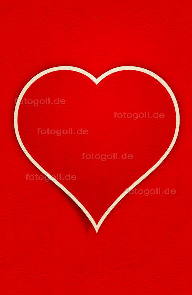 FOTO GOLL - HEART CANVASES - 20120119 - Love Token_Poster
