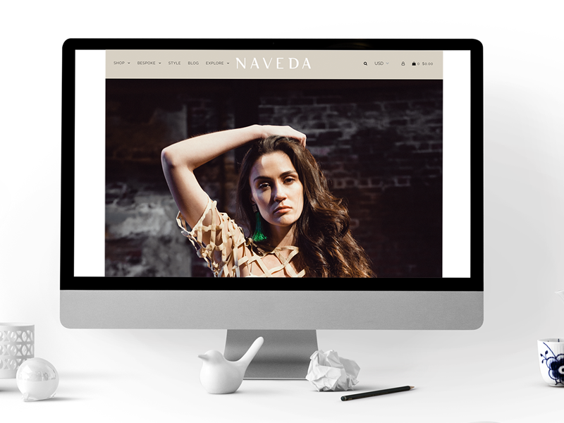 Custom branding and websites for women entrepreneurs and purpose-driven businesses.