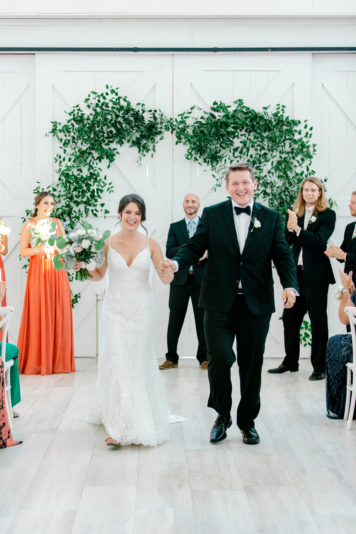 Anna & Billy's Wedding at The Nest at Ruth Farms | Dallas Wedding Photographer | Sami Kathryn Photography-88