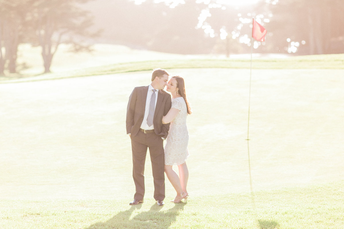 San Francisco Wedding Venue Presidio Golf Club