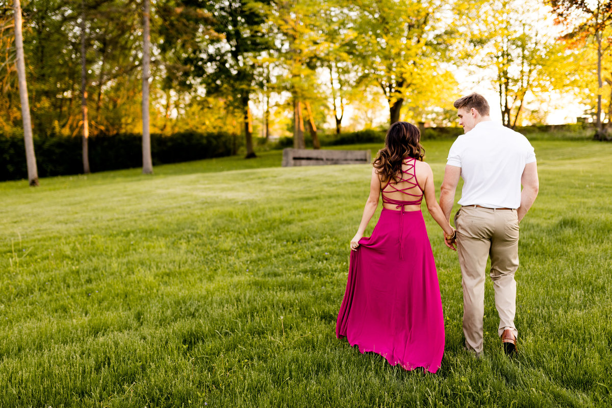 Caitlin and Luke Photography Wedding Engagement Luxury Illinois Destination Colorful Bright Joyful Cheerful Photographer11