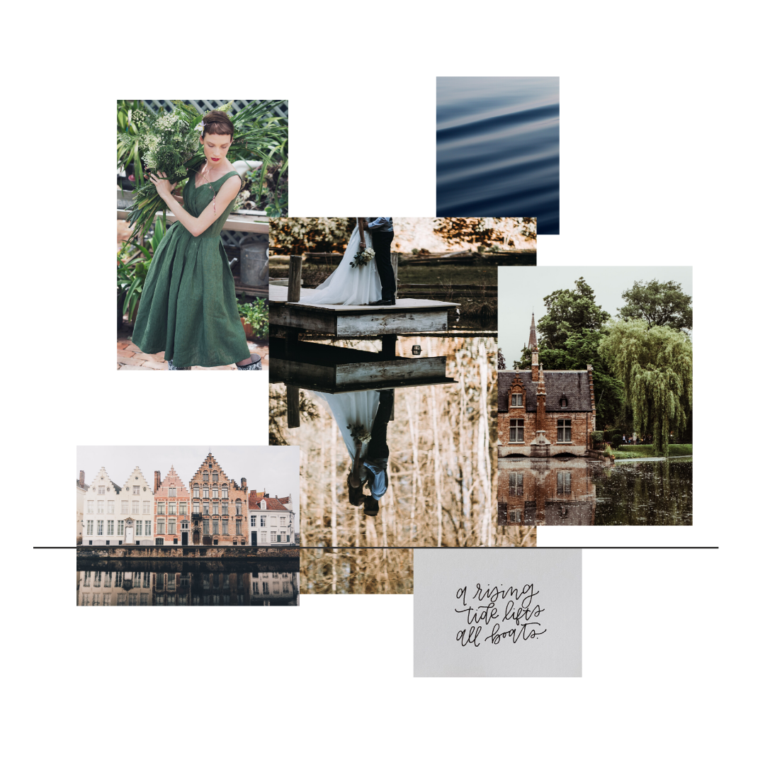 Mood Board - Minnewater