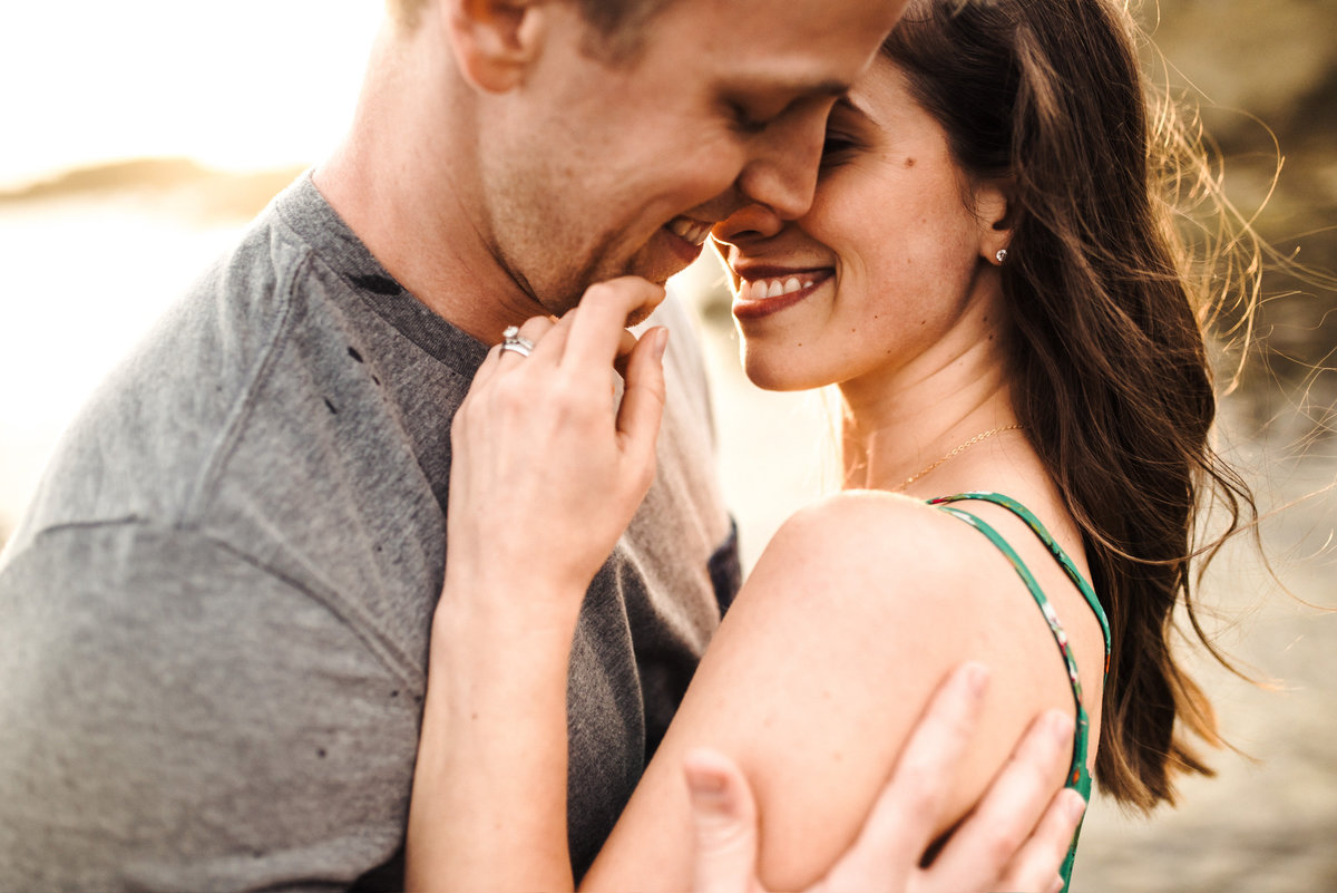 Laguna Beach Engagement Session - 057