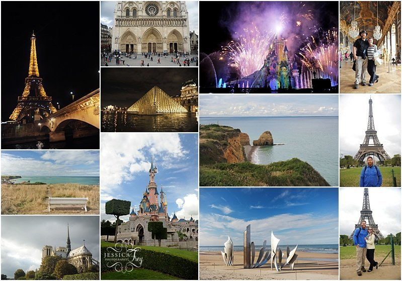 Paris-Normandy-Disneyland-honeymoon