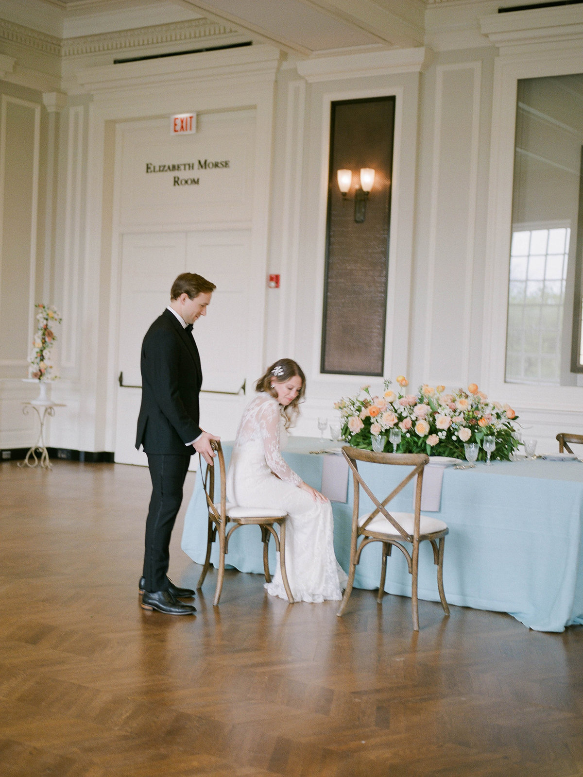 Chicago Wedding Photographer - Chicago History Museum - Sarah Sunstrom Photography - Fine Art Wedding Photographer - 18