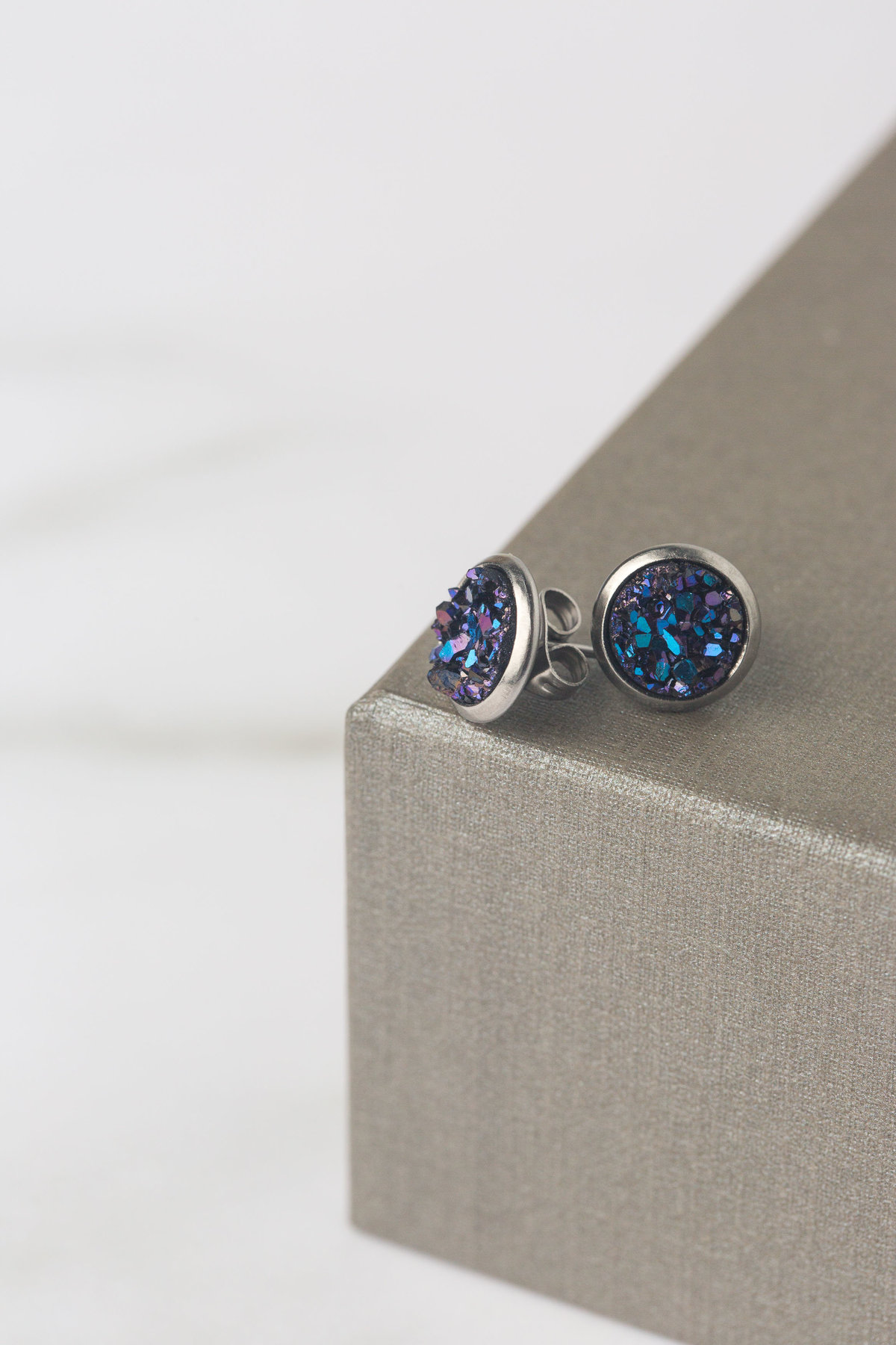 Atelier21 Co - Druzy Earrings-9