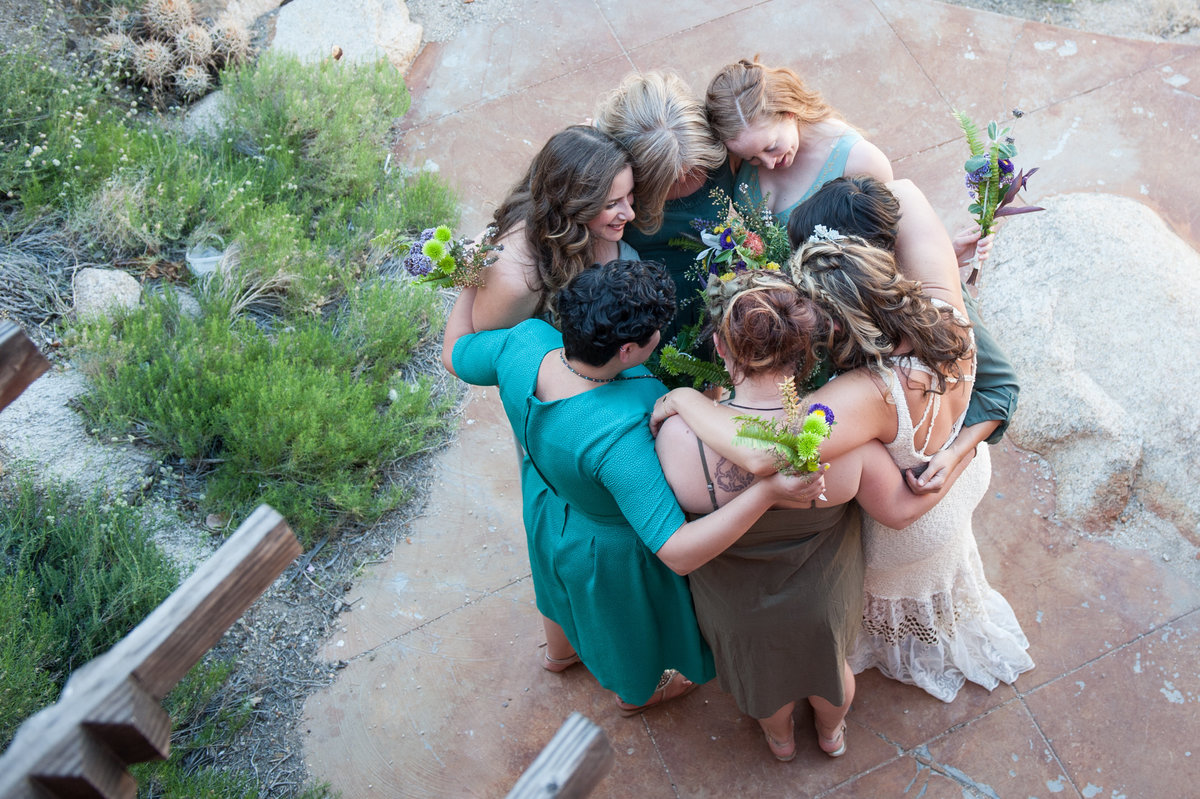 Destination Wedding Photography Joshua Tree Wedding Photography Le Haut Desert Aerie046