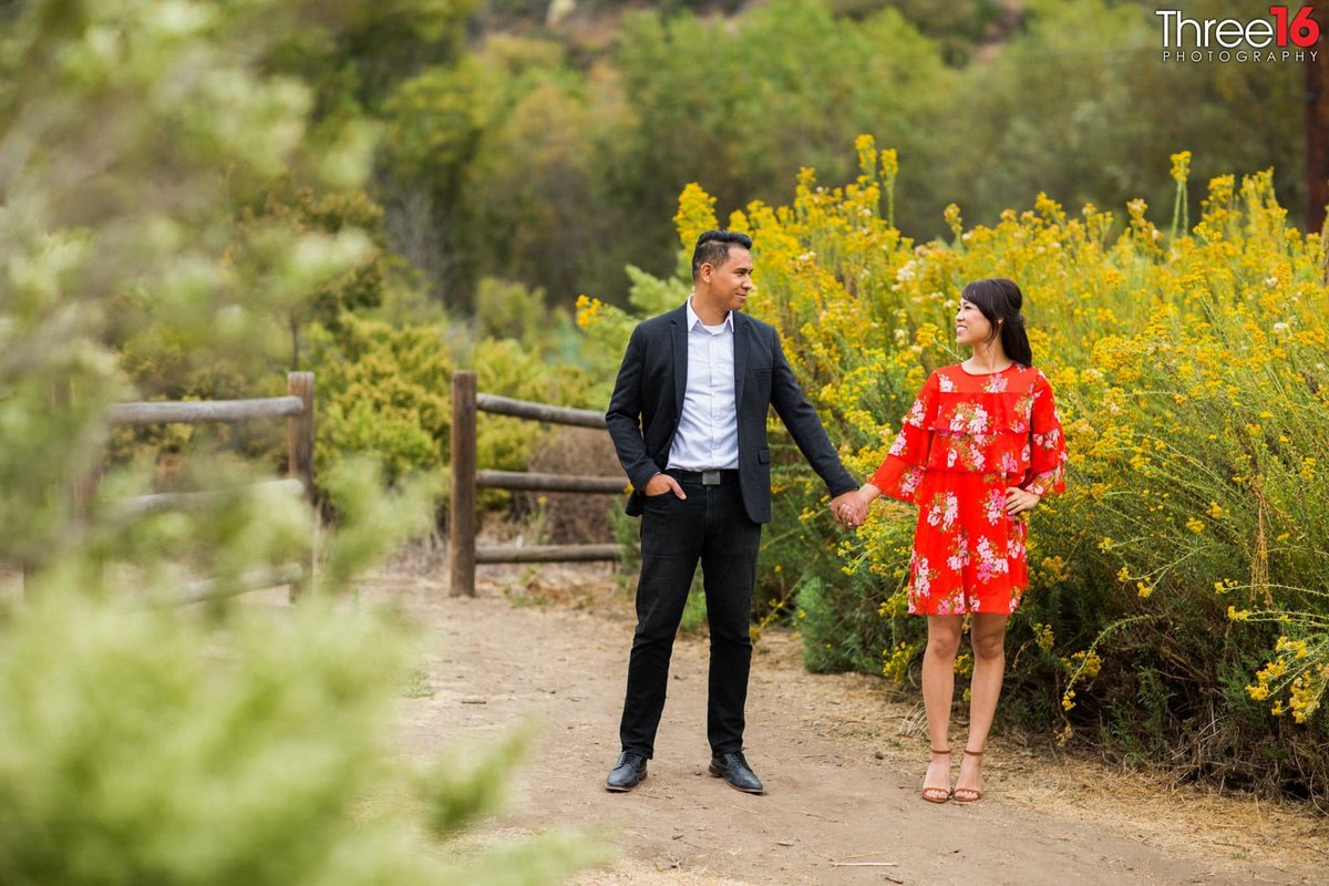 Laguna Coast Wilderness Park Engagement Beach Orange County Wedding_2