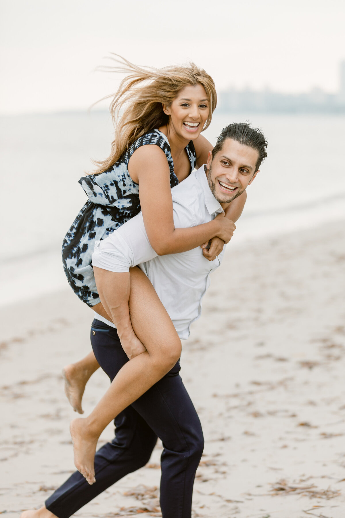 Crandon Beach Engagement Photography Session 27