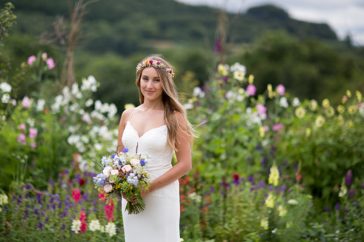 wedding photography at river cottage axminster