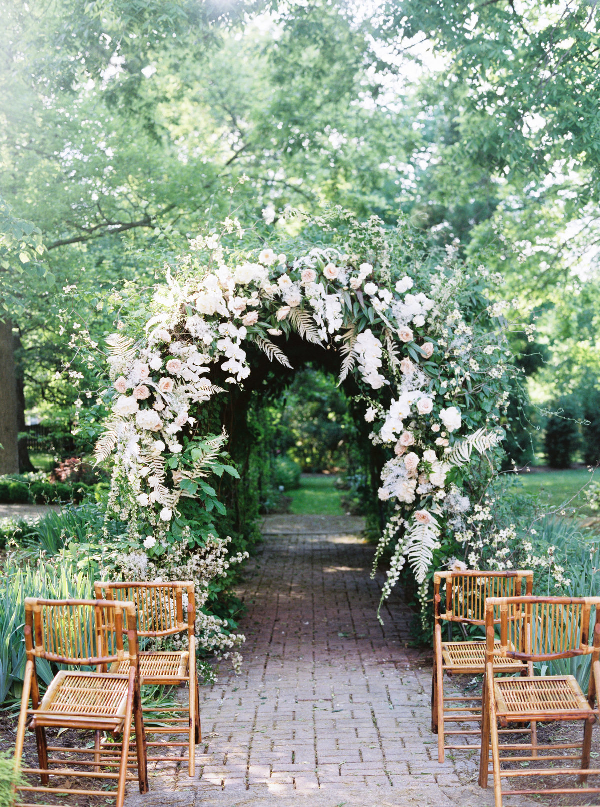 Garden Inspired Wedding-14