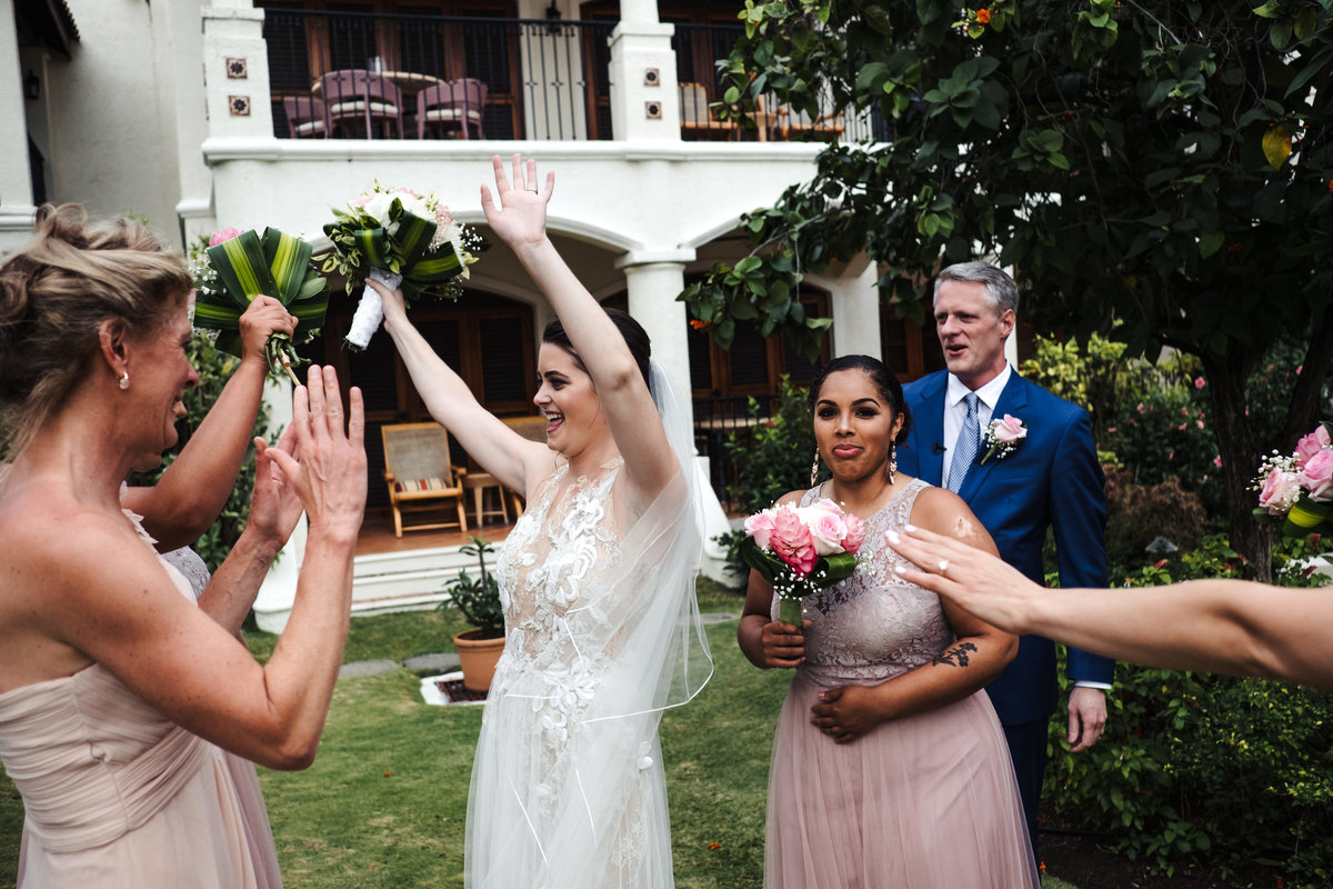 Cap Maison St Lucia Destination Wedding - 149