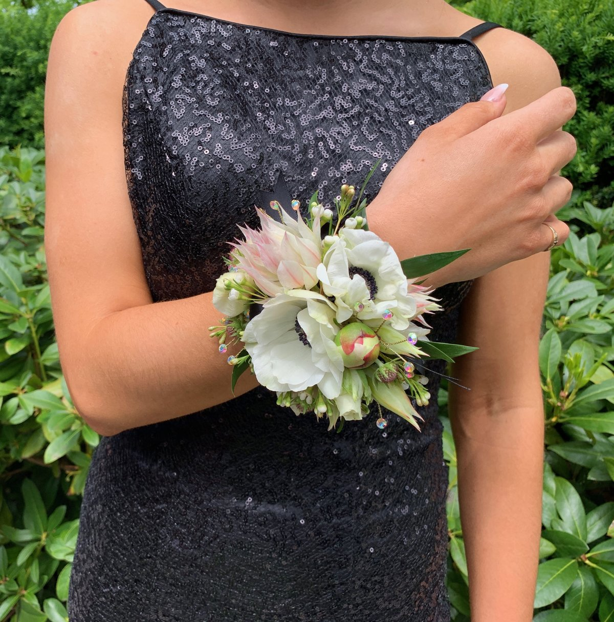 The Ainsley Corsage