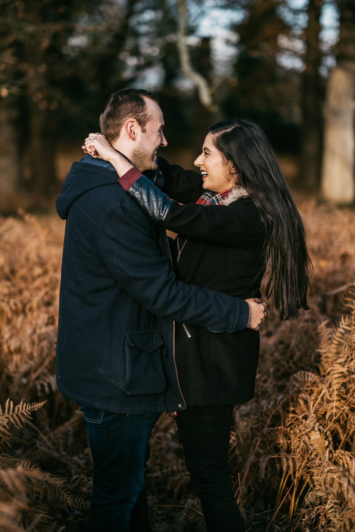 Engagement-shoot-richmond-park-london-32