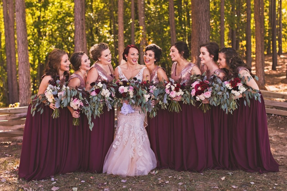 Fall Wedding at Sierra Vista Virginia_0038