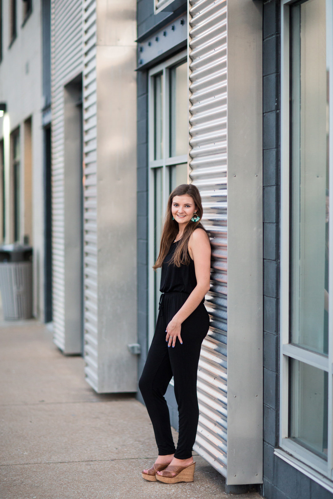 L Photographie high school senior photos midtown St. Louis 75