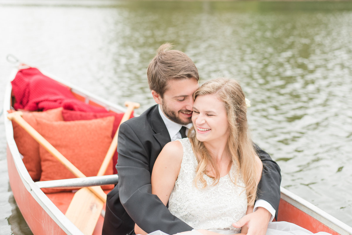Canoe Adventure Wedding-7