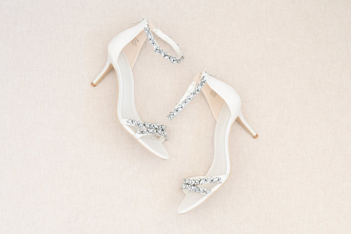 Davids Bridal Wedding Shoes | Orlando Wedding Photographer