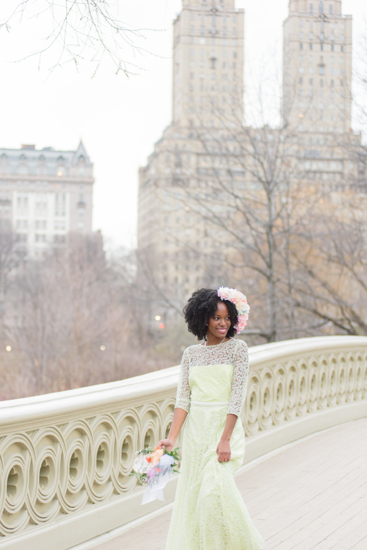 Central Park Wedding Photographer | Bridal Style Inspiration 24