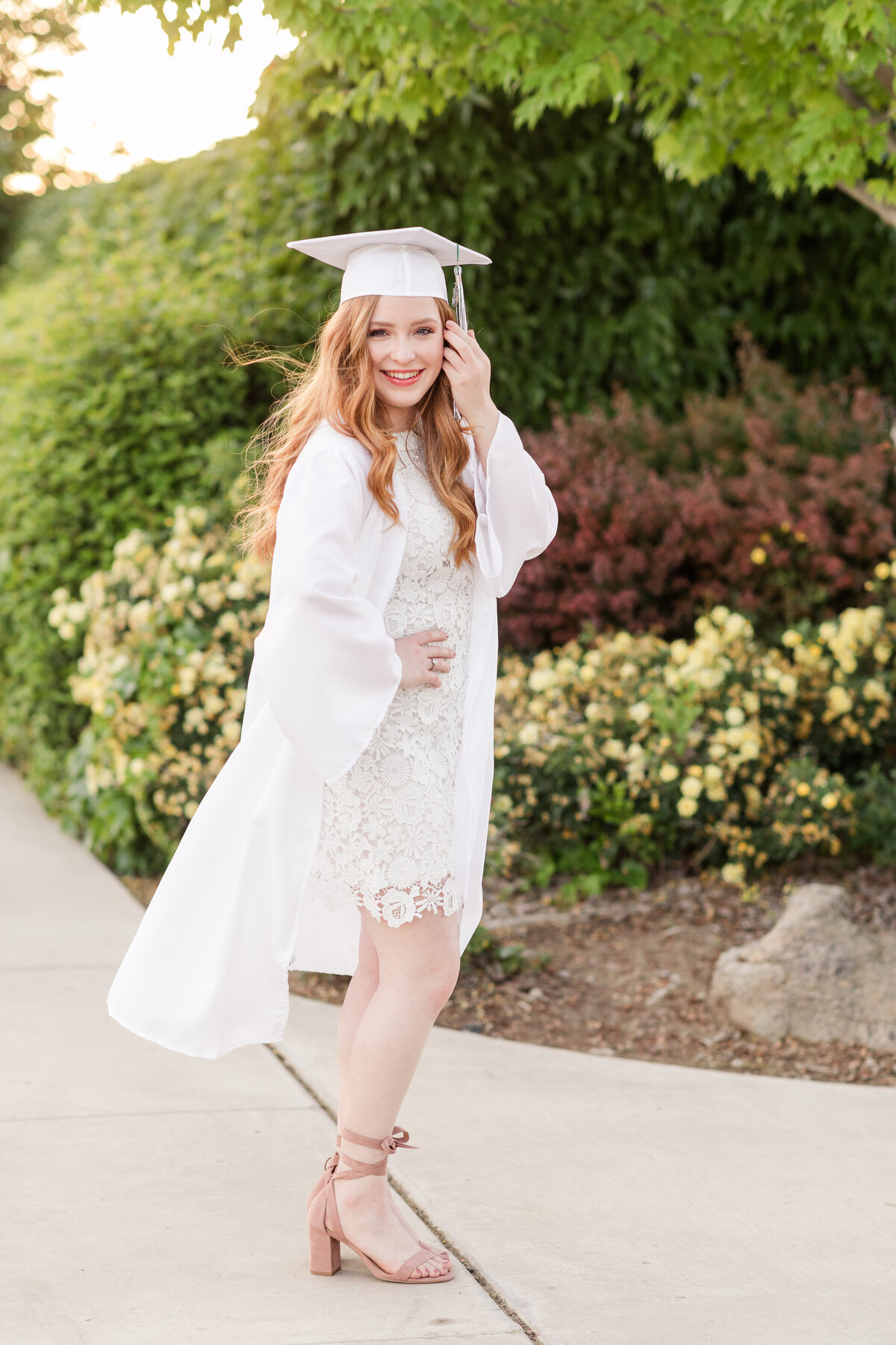 Mikayla Cap & Gown 2020 _14