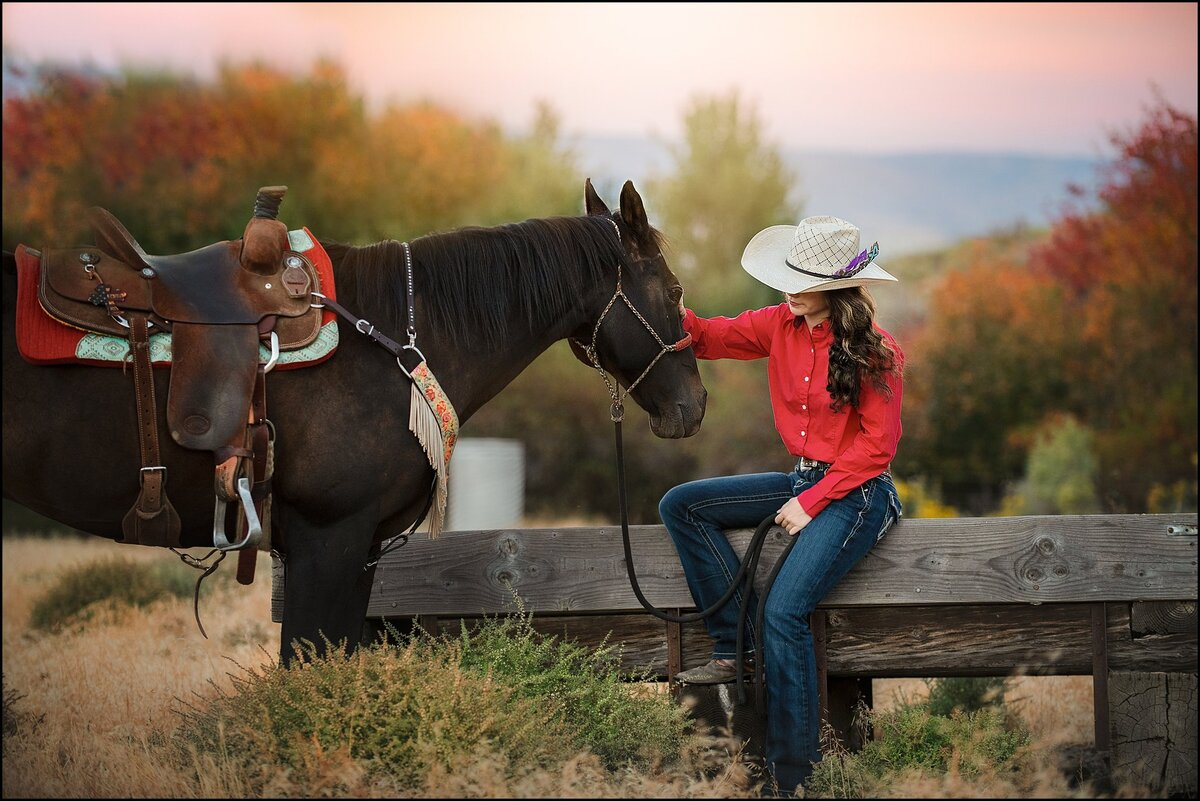 Ellensburg Senior Photographer