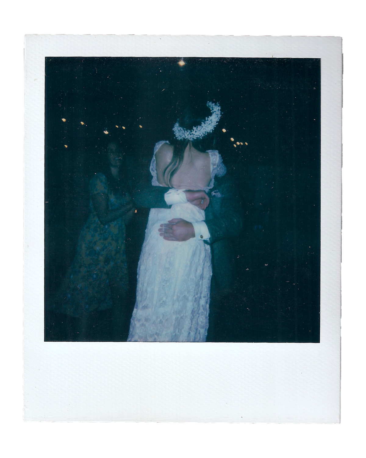 Nick + Kelly | Portland, OR Backyard Wedding | Polaroids00001