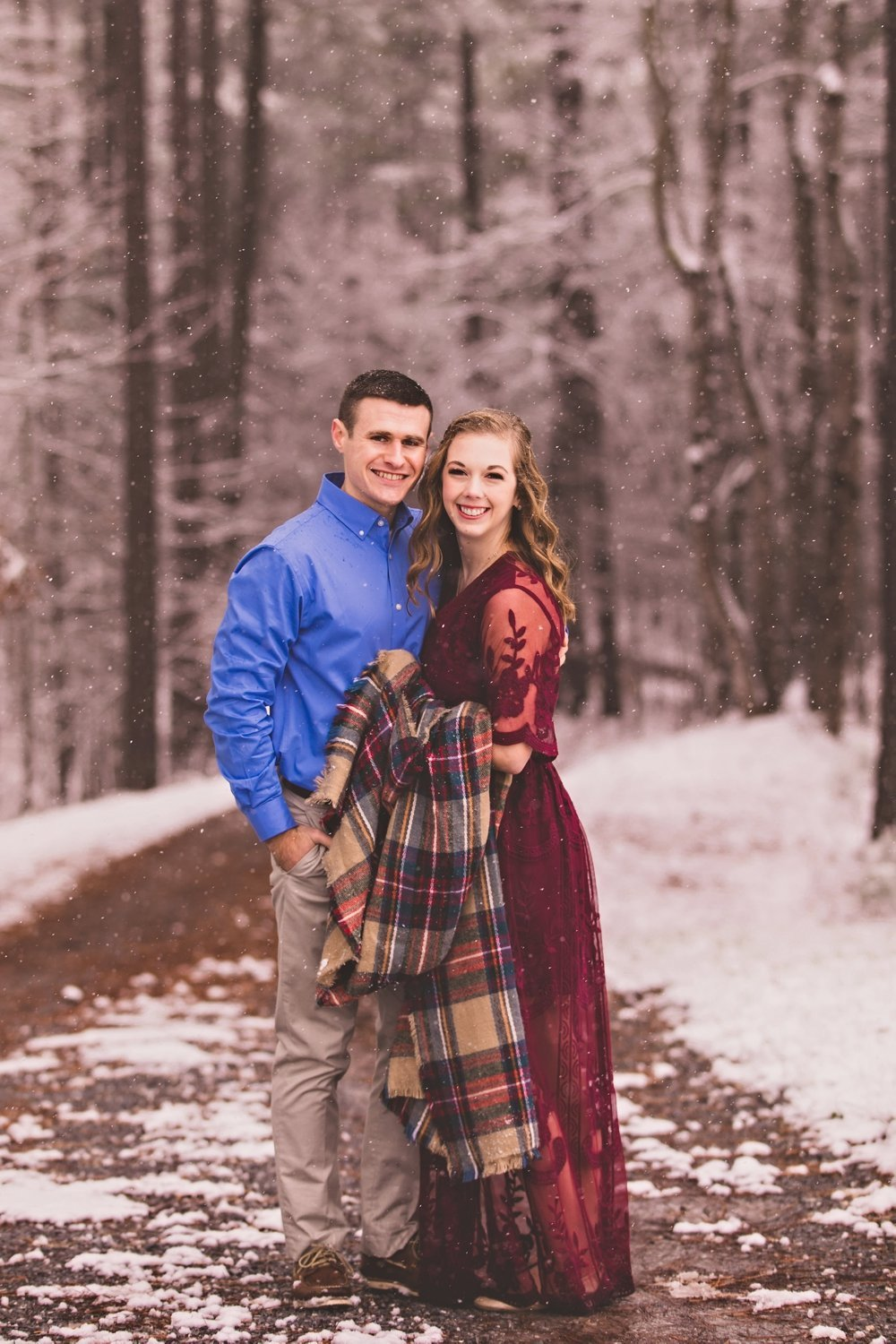 Snow Engagement Session at Sierra Vista VA_0022