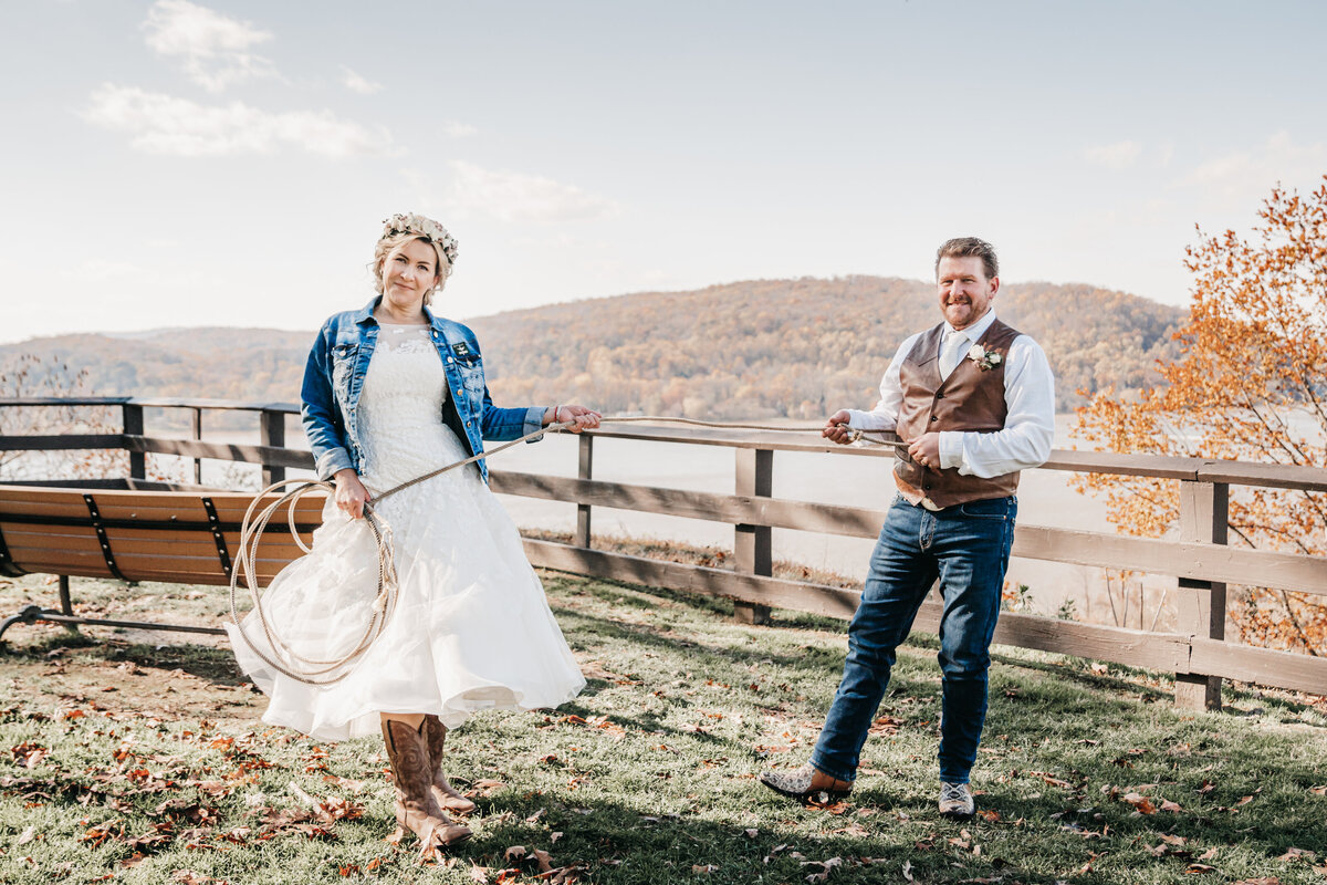 Chickies Rock Elopement
