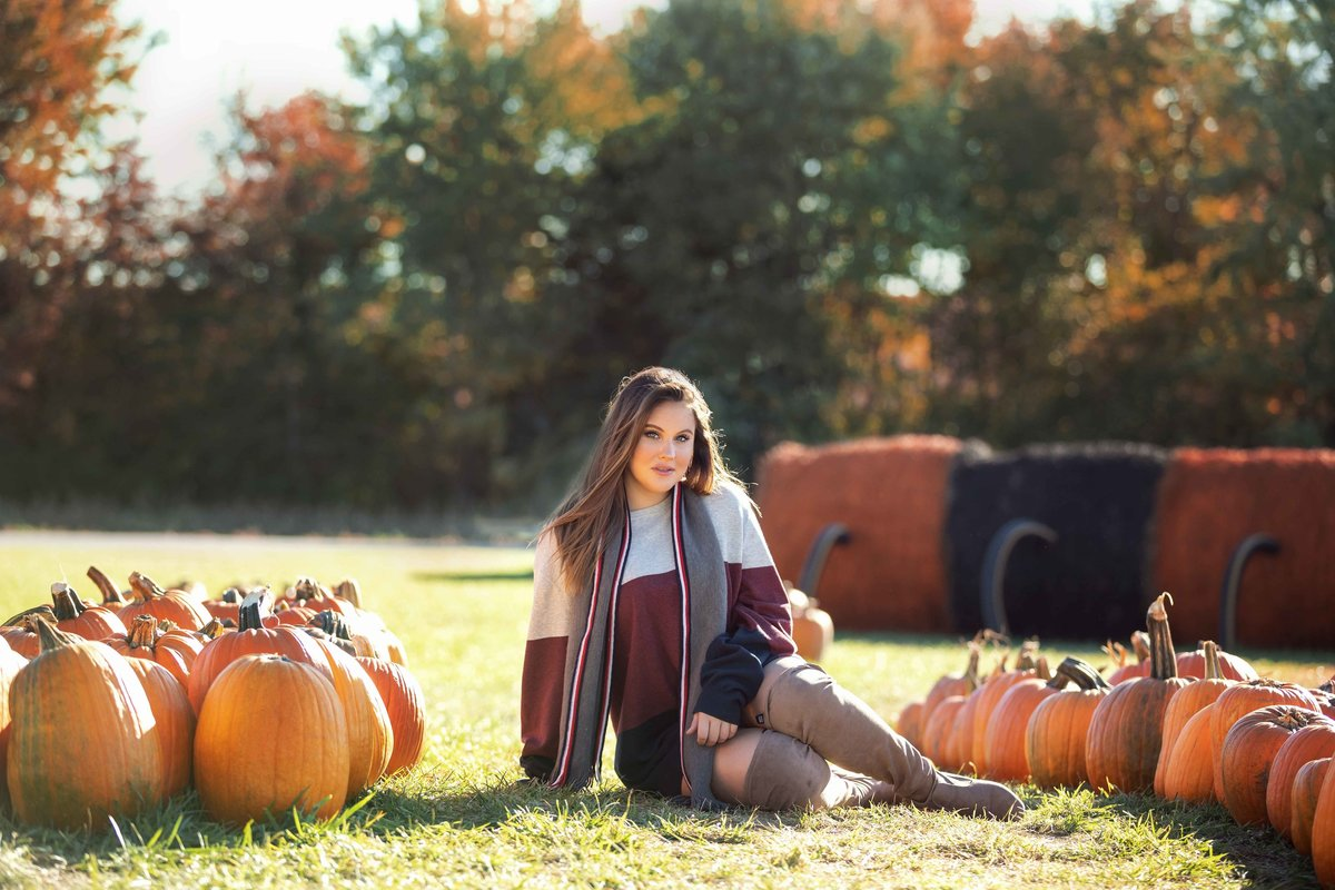 pumpkin shoot
