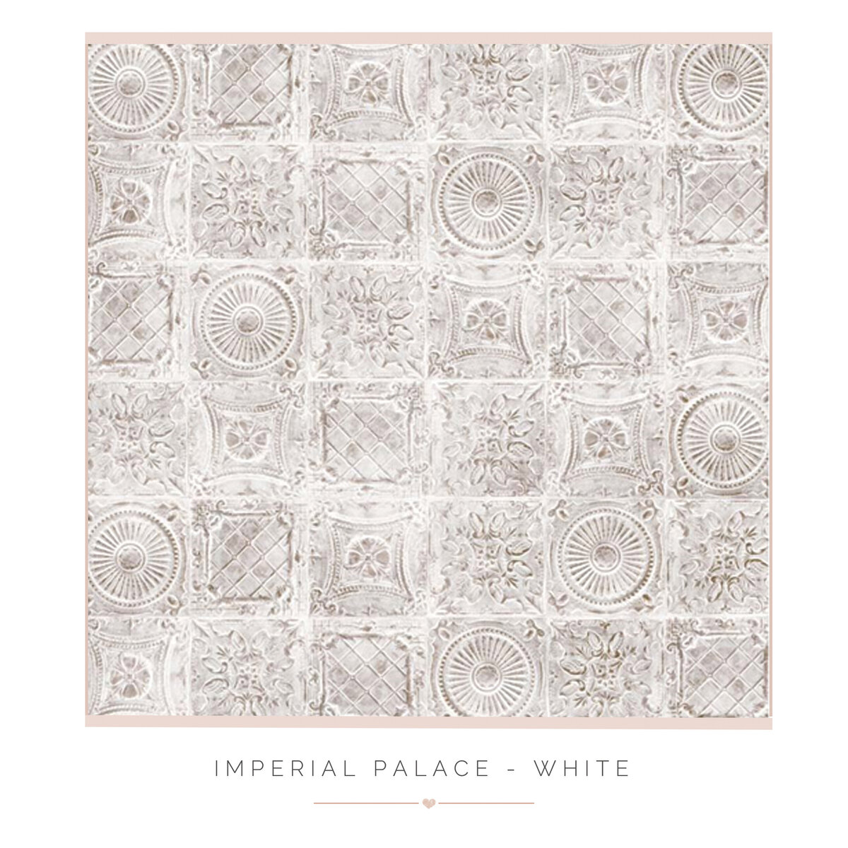 Imperial Palace - White