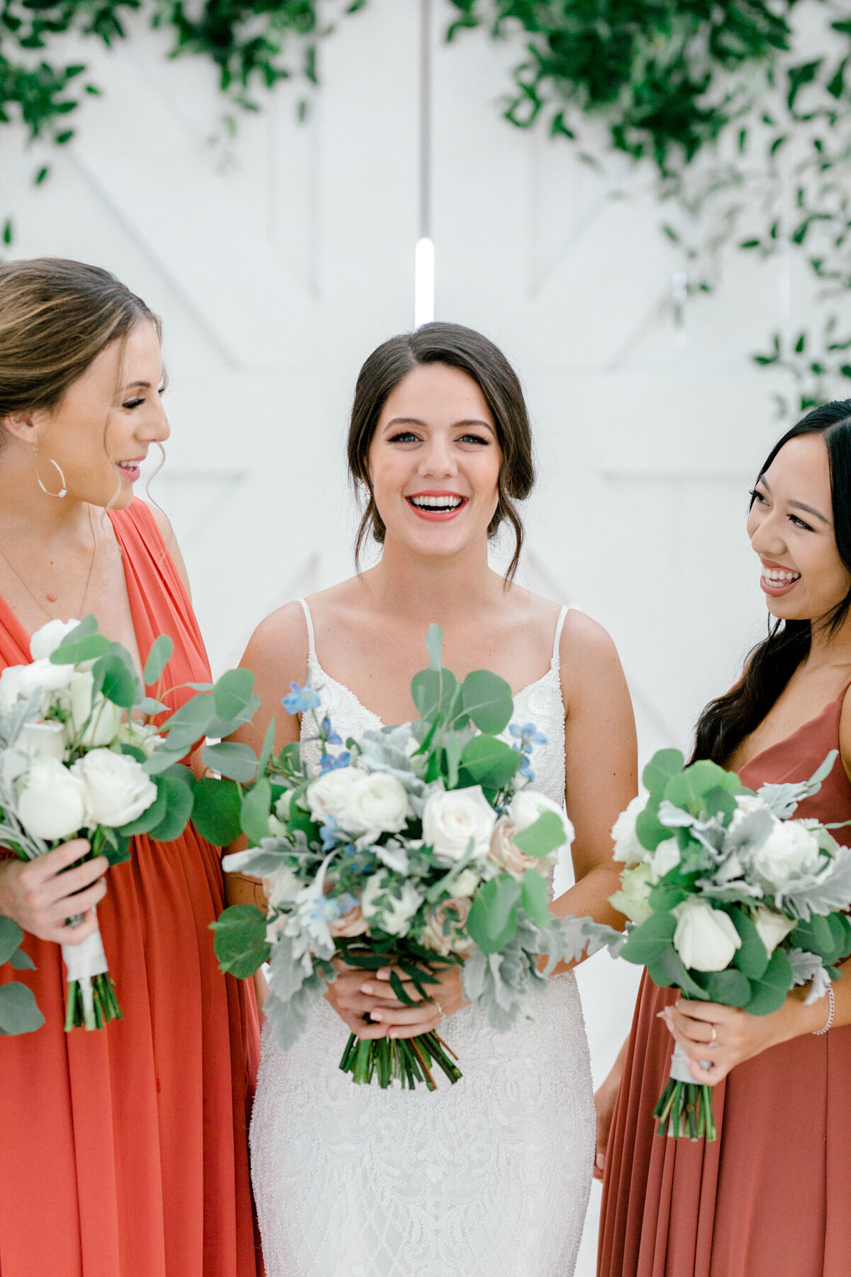 Anna & Billy's Wedding at The Nest at Ruth Farms | Dallas Wedding Photographer | Sami Kathryn Photography-121