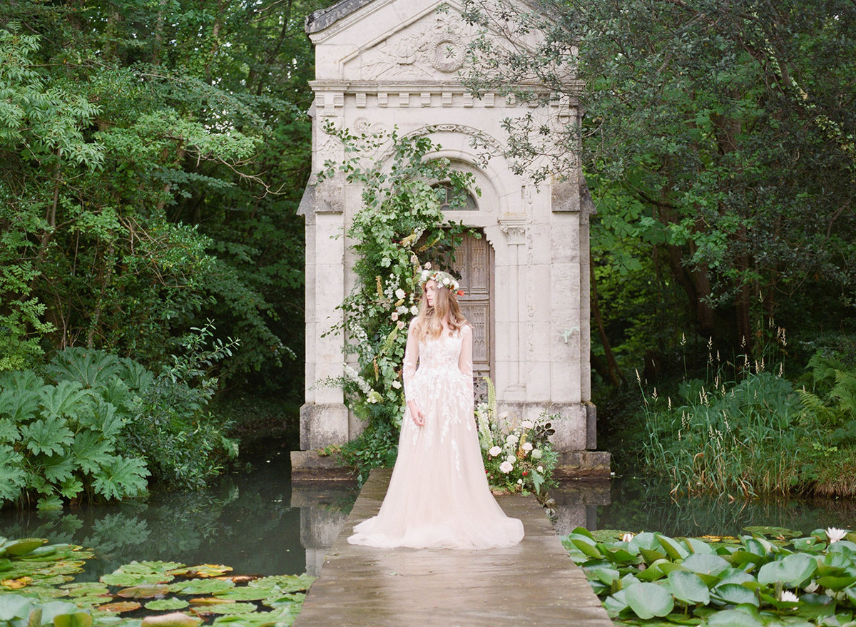 Destination Wedding Photographer - Ireland Editorial - Cliff at Lyons Kildare Ireland - Sarah Sunstrom Photography - 17
