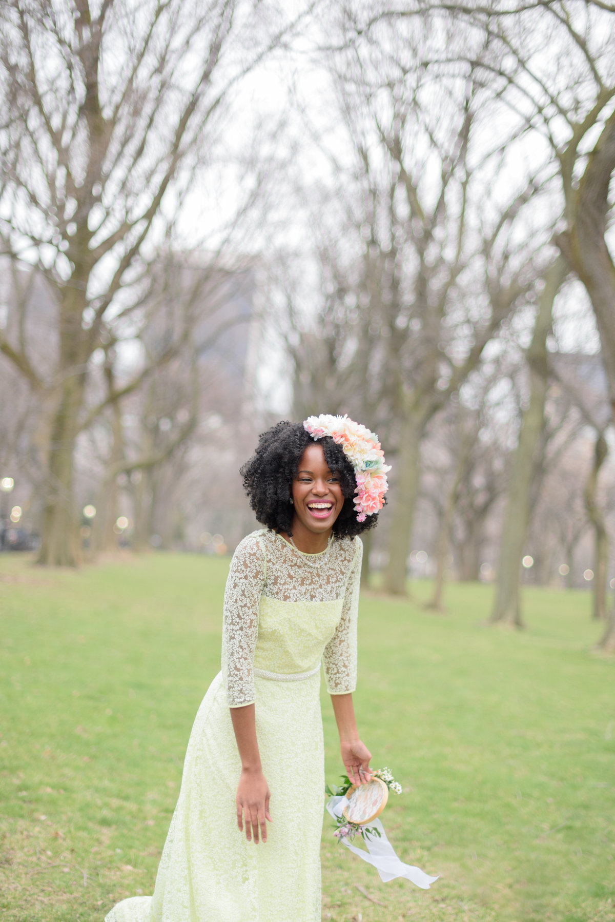 Central Park Wedding Photographer | Bridal Style Inspiration 19