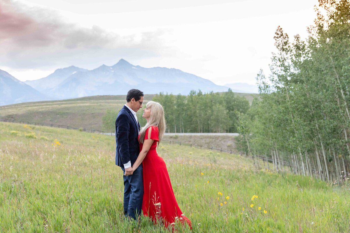 telluride engagement photography